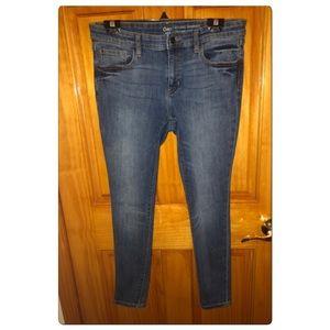 👖GAP legging skimmer jeans